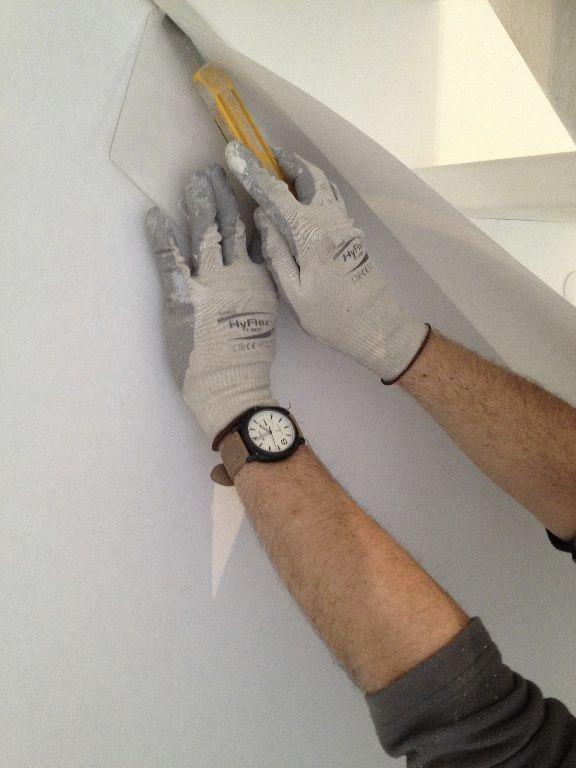 Schildersbedrijf janssens uw schilder en behanger in de for Glasvlies behangen